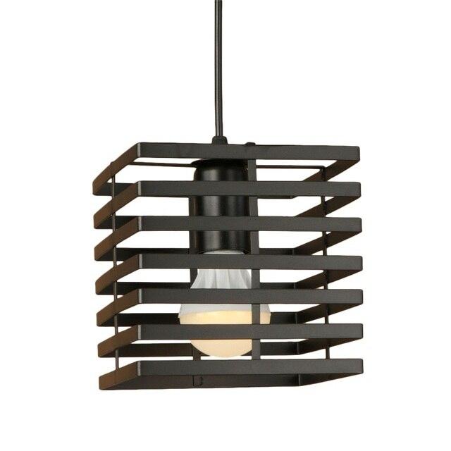 Loft Style Simple Iron Droplight Industrial Vintage LED Pendant ...