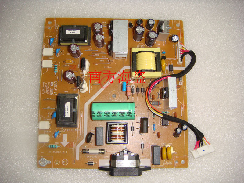 Free Shipping>4H.0L802.A11 S2209Wb Power Board-100% Tested Working free shipping new 100% tested working bsc25 z602f bsc25 2004pr bsc25 z601f5 tv high crown