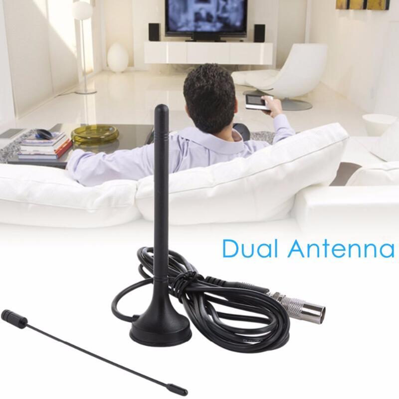 DTA-180 DVB-T TV Antenna Freeview HDTV 30DB Indoor Digital Antenna Aerial Booster For DVB-T Antena TV HDTV Box Cable