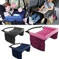 Novas Crianças Acessórios carrinho de Lanche Bandeja de Viagem Jogo Do Assento de Carro de Segurança À Prova D' Água Prancheta Mesa de comer