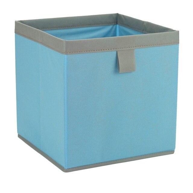 Folding Organizer Clothes Storage Box Caja De Almacenamiento Organizador Toys Containers For