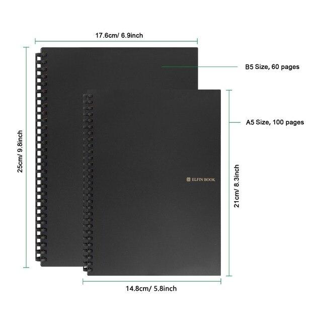 2.0 Smart Erasable eNotebook 1