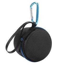 Carrying Case Zipper Pouch bag for Anker SoundCore Mini Super-Portable Bluetooth Speaker travel Handle EVA hard Case Bag Holder