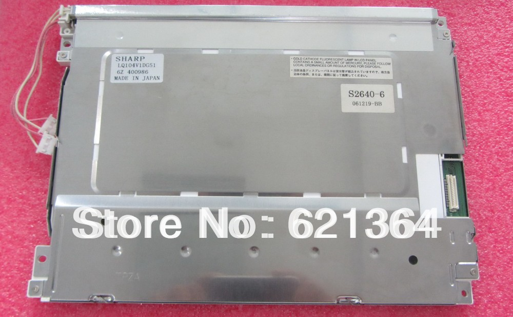 LQ104V1DG51   professional  lcd screen sales  for industrial screenLQ104V1DG51   professional  lcd screen sales  for industrial screen
