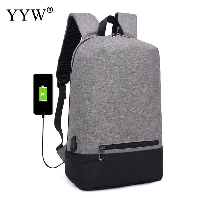 Large Capacity Laptop Computer Backpack Women Multifunction Usb Charging Backpacks Teenager Leisure Travel Backpack Anti Thief