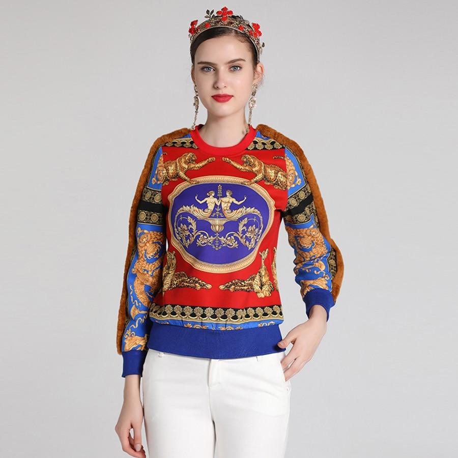 Fashion Luxury Top Autumn