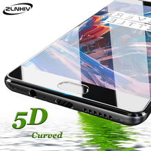 ZLNHIV protective film for oneplus 7 pro 6 6T 5 5T 3 3T tempered glass for oneplus 3 phone screen protector glass smartphone
