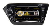 ZESTECH Double din Car dvd gps player for KIA K2 Car dvd gps player with arabian,Portugal,russian osd menu, Bluetooth,3G