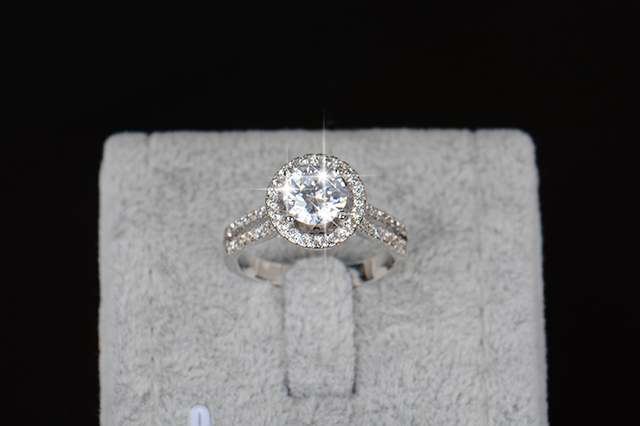 Engagement Jewelry 925 sterling