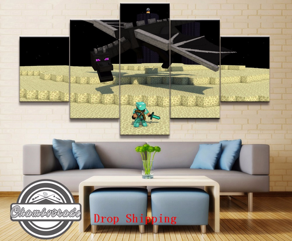 Magnificent Minecraft Wall Decor Gallery - Wall Art Collections ...
