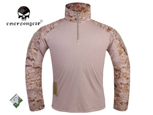 Image 2 - EMERSON taktik Gen3 gömlek pantolon savaş askeri bdu üniforma AOR1 EM8575 EM7026