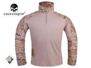 Image 2 - EMERSON taktyczne Gen3 koszula spodnie bojowe wojskowe bdu jednolite AOR1 EM8575 EM7026