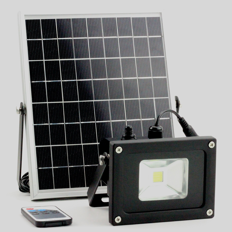 5W/10W solar light solar working lamp garden floodlight with lux sensor & remote control remote control led spotlight outdoor 3 7v 1000mah 22 led remote control solar lamp hooking camp garden lighting outdoor indoor m25