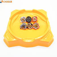 Spinning Top Beyblade Burst Toys Arena With Launcher Starter toy Metal Fusion God Spinning Top Blade boy Toys 33.5cm D