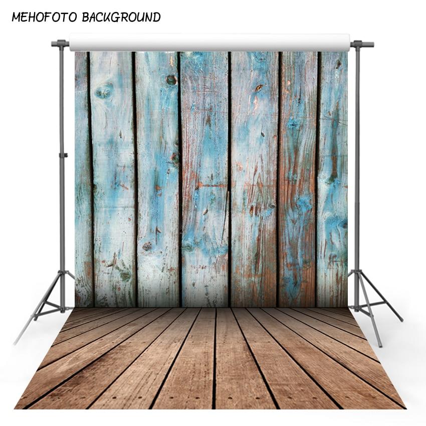 Ozadje za leseno ploščo 5X7ft Otroška Otroška fotografija Ozadje - Kamera in foto - Fotografija 3