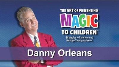Danny-l'art de présenter la magie aux enfants 3 jeux de tours de magie