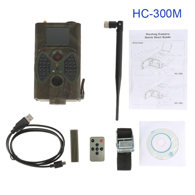 HC300M packing