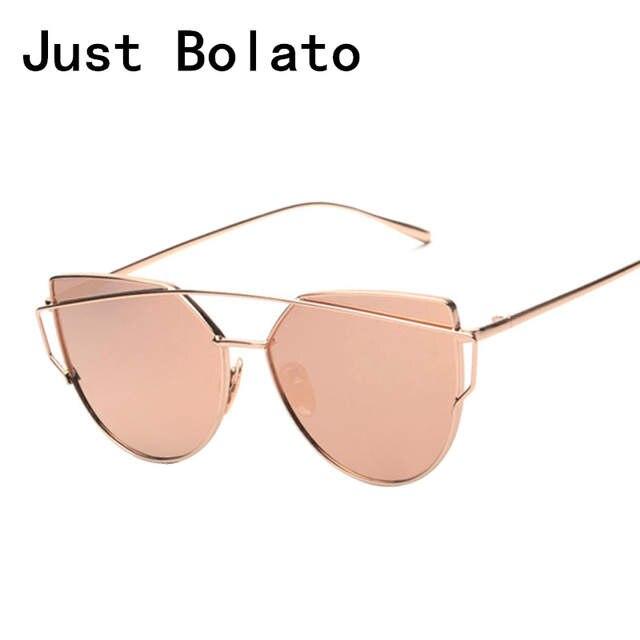 placeholder 2018 óculos de Sol Novos Mulheres Cateye Olho de Gato Óculos De  Sol Das Mulheres De fd8d933635