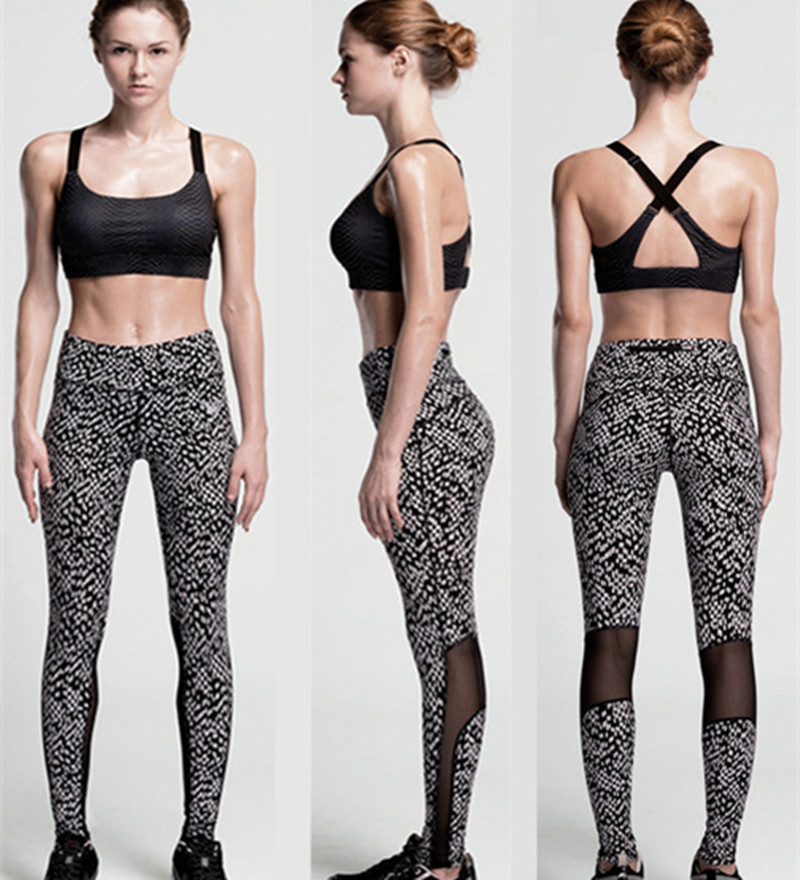 Aliexpress.com : Buy Yoga Pants Women Leggings Running Sports ...