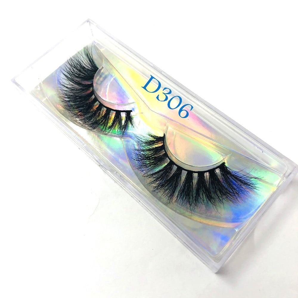 Buzzme 3D Mink Eyelashes Long Lasting Mink Lashes Full Strip Lashes Volume Mink False Makeup Eyelash Thick Lashes