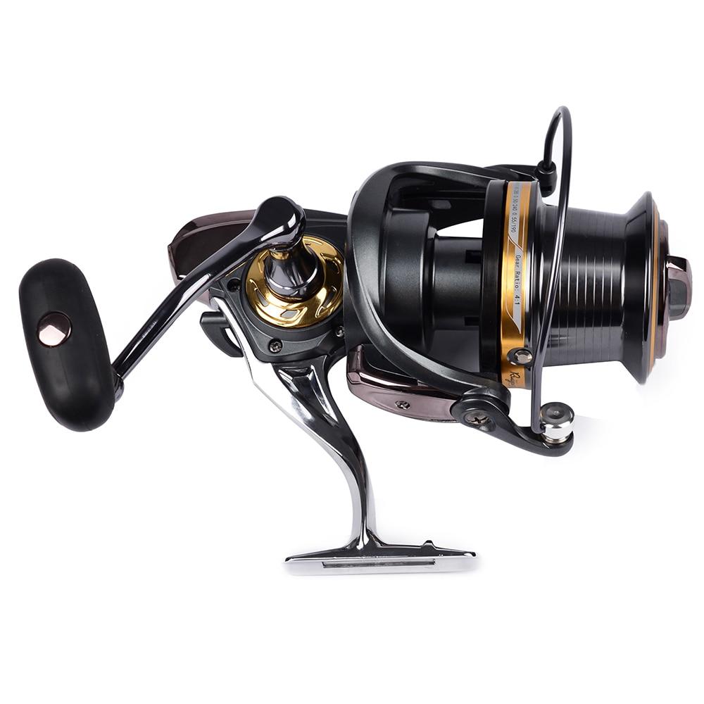 Carretel de Pesca de Corrico Mão Etc ii 40a/l &