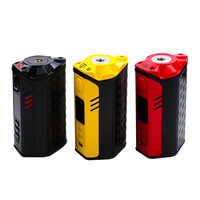 Original Thinkvape Finder DNA 250C Box Mod 300W powered by Evolv DNA 250C Chip real-time clock Temperature Protection vaporizer