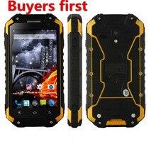 JEASUNG X8G IP68 Étanche Téléphone Mobile 4.7 Pouce HD MTK6735 Quad Core 2 GB + 16 GB NFC 4000 mAh OTG 8MP Antipoussière 4G LTE Smartphone