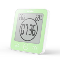 LED Waterproof Digital Wall Clocks Bathroom Temperature Kitchen Wall Clock Timer Countdown Alarm Guess Watch Mechanism WZH478