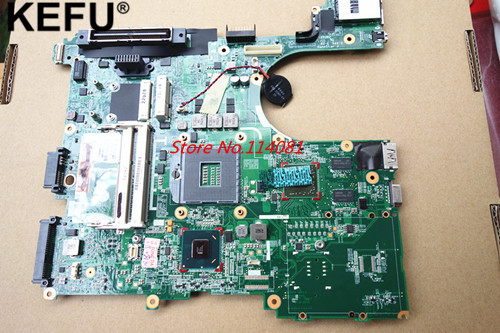 646963-001 Fit for HP EliteBook 8560p 6560b HM65 notebook motherboard free shipping 574680 001 1gb system board fit hp pavilion dv7 3089nr dv7 3000 series notebook pc motherboard 100% working