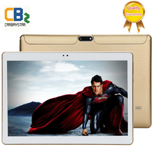 T805C Smart tablet pcs android tablet pc 10.1 inch Android tablet Octa core tablet computer Ram 4GB Rom 64GB White Gold Black