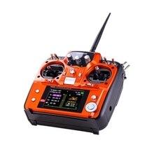 Radioenlace AT10II AT10 II 2.4G 12CH Transmisor Con El Receptor R12DS