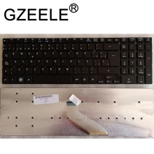 GZEELE Spanish laptop Keyboard For  Acer Aspire V3-772 V3-772G Black SP or Latin LA