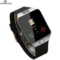 Drop shipping Boîte Bluetooth Intelligent Montre Électronique Montre-Bracelet Pour Samsung Android Téléphone Reloj