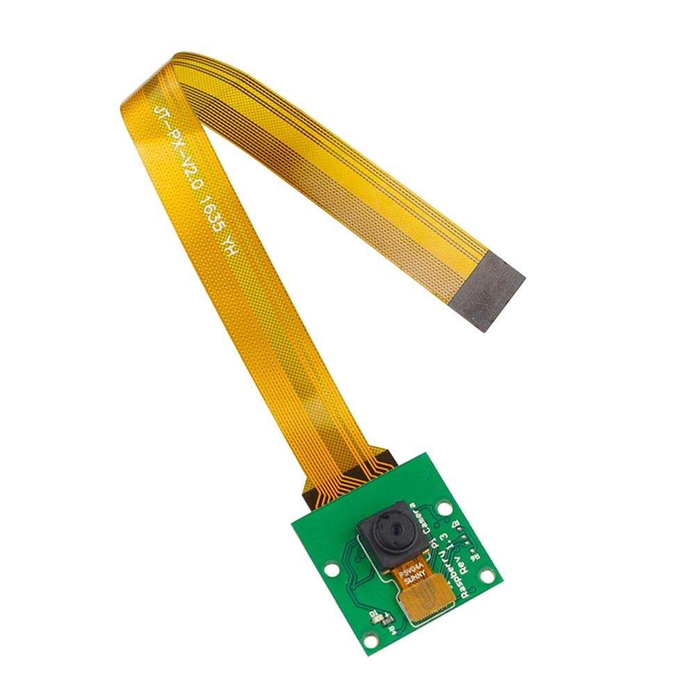 Cewaal 5MP CMOS Camera Module Circuit Board Panel With Cable Line 15CM For Raspberry Pi Zero