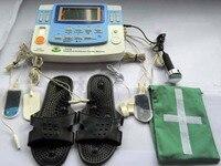 Ультразвуковой иглоукалывание лазерная физиотерапия машина сочетание десятки устройства бесплатная доставка