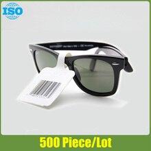 optical security tag eas RF8.2Mhz soft label 3cmX3cm 500 piece sun glass sensor tags