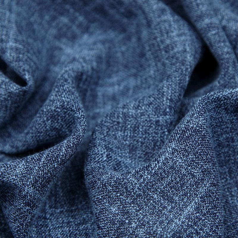 Autorisation spéciale! Costume de robe en lin lourd tissus mélangés tissu de lin en gros tissu de lin de haute qualité-in Tissu from Maison & Animalerie    2