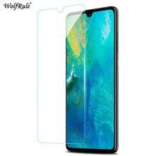 2PCS protezione dello schermo di Huawei P di Smart 2019 di Vetro P di Smart 2019 pellicola protettiva ultrasottile per Huawei P di Smart 2019 vetro temperato [