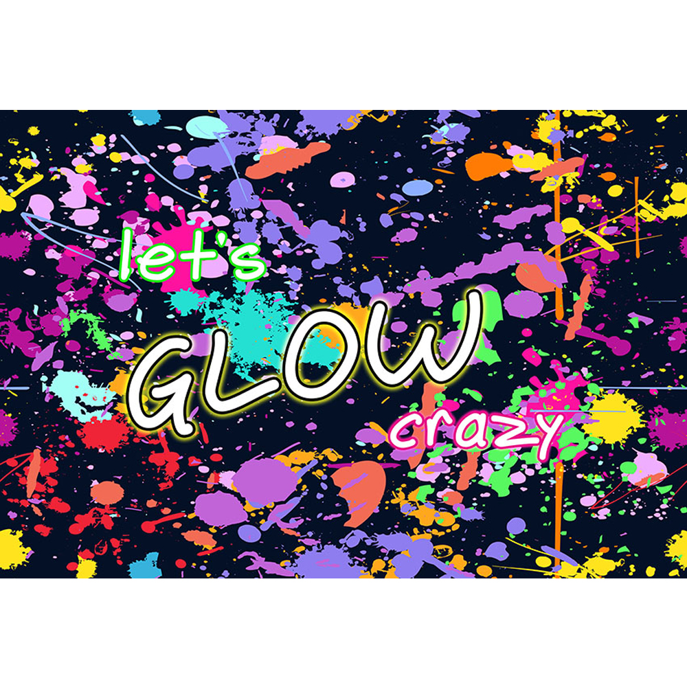 Lets glow crazy photography background printed colorful painting jpg 1000x1000 Glow crazy tent floor  sc 1 st  topsimages.com & Glow Crazy Tent Floor | www.topsimages.com