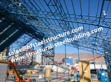 Chinese Structural Steel Fabrication and Construction for containers, tanks, posts