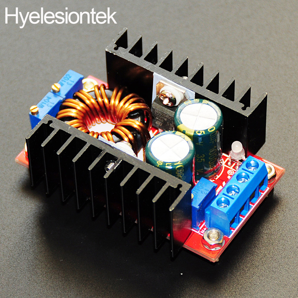 This Is Positive Buckboost Regulator Circuit Using This Circuit We