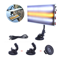 High quality PDR Tools RE LED Light Paintless Dent Repair Hail Removal 3 Strips Car Body Lamp