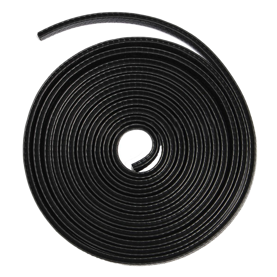 Car Boat 4m U Type Rubber Sealing Strip Black Drop Shipping