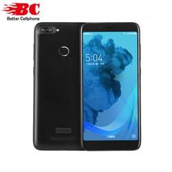 Original Global version Lenovo k320t 18:9 5.7 inch Full Screen Quad core Android 7.0 Dual Back Camera Fingerprint Support OTA