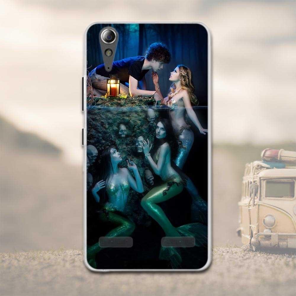 """Miękka tpu phone case dla lenovo a6010 plus & a6000 & dla lenovo lemon k3 k30-t skóry pokrywa 5 """"k 3 a 6000 6010 case dla lenovo 10"""