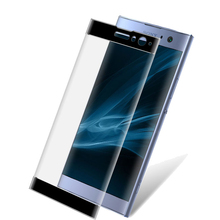 3D Screen protector for Sony Xperia Xa2 Ultra Xa 2 protective glass for sony ericsson Xa1 Plus xa1 ultra full tempered glas film цена в Москве и Питере