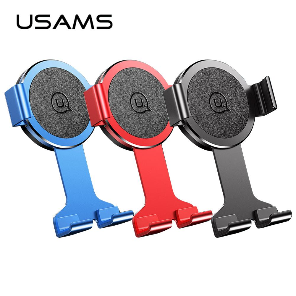USAMS Bracket-Stand Car-Holder Support Phone Air-Outlet for GPS 7plus 5s 6s 8