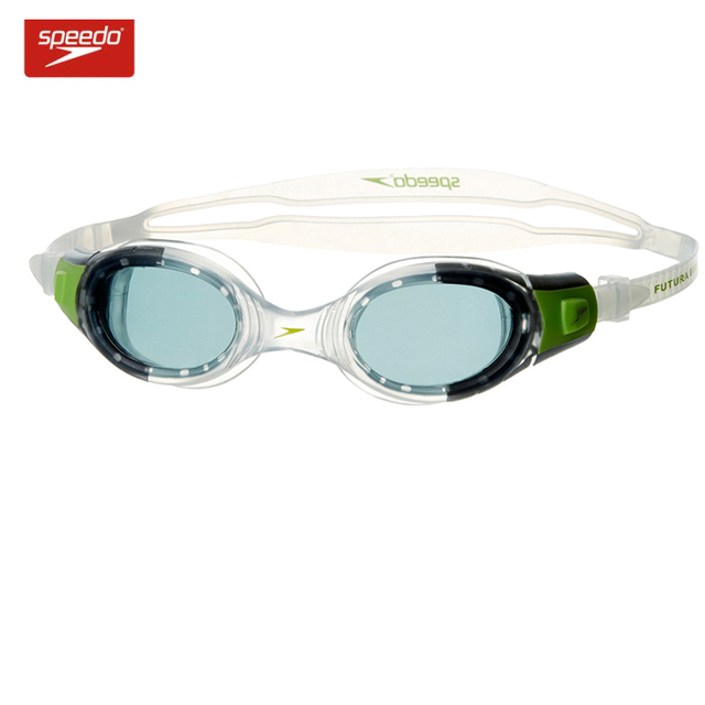 d0e40094242 Speedo Teen Swimming Goggles Anti-fog UV Child Swimming Glasses PC Lens  Silica gel Strap