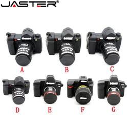 JASTER 64GB Kamera form usb-stick 64 gb/32 GB/4 GB/ 8 GB/16 GB USB Flash Pen Drive Thumb Kamera geschenk