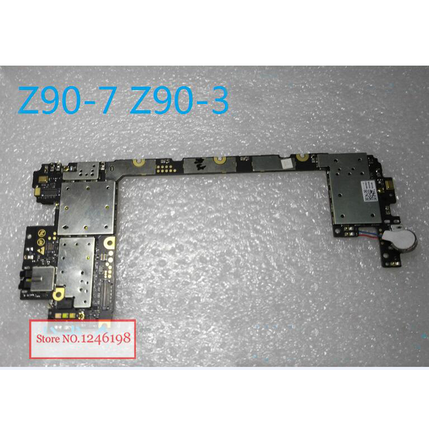 ToP Quality For Used Test For Lenovo Vibe shot Z90-3 Z90-7 motherboard mainboard board card fee chipsets 16GB / 32GB аксессуар чехол lenovo z90 vibe shot z90a40 zibelino soft matte zsm len vib shot